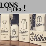 LET'S PRATEN E-JUICE: THE MILKMAN ELIQUID (VS)