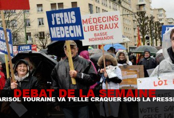 DEBAT : Marisol Touraine va t'elle craquer sous la Pression ?