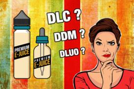 DOSSIER: Heeft een e-liquid een vervaldatum?