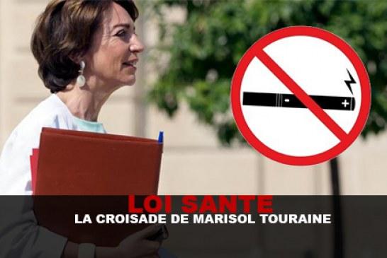 NEWS : La croisade de Marisol Tourraine !