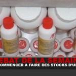 DEBATE: Should we start doing emergency stocks?
