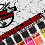 E- נוזלי סקירה #134 - E-LQUID MOLIQ - טווח (PL)