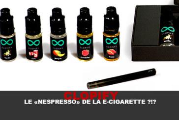 CLOPIFY: «Nespresso» электронной сигареты?!?