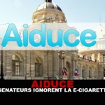 AIDUCE: Senadores ignoran el cigarrillo electrónico (Comunicado de prensa)