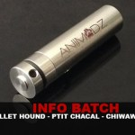 BATCH INFO: Hound bill - Little Jackal V2 - Chiwawa SS (Animodz)