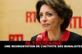 M. TOURAINE : «Une réorientation de l'activité des buralistes»