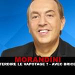 MORANDINI : Faut il interdire le vapotage partout ? (avec B.Lepoutre)
