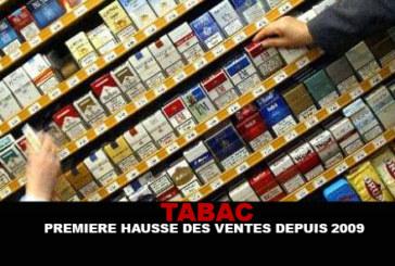 TOBAC: גידול ראשון במכירות מאז 2009