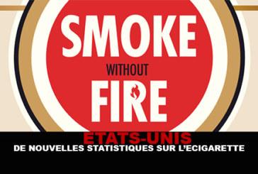 USA : De nouvelles statistiques sur l'e-cigarette !