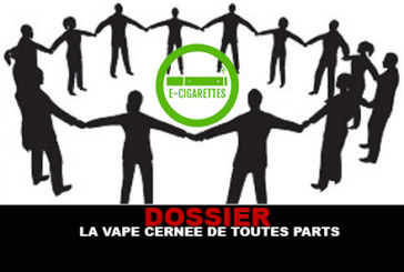 DOSSIER: The vape surrounded on all sides!