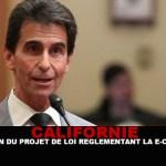 CALIFORNIE : Adoption du projet de loi réglementant la e-cigarette !