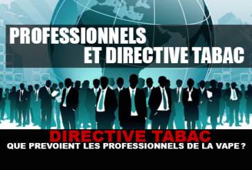 TPD: Was planen die Profis im vape?