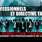 TPD: מה אנשי מקצוע בתוכנית vape עבור?