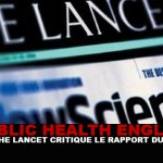 "PHE: Lancet מבקר את הדו""ח של בריאות הציבור בבריטניה."