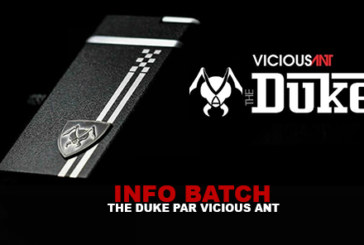 INFO BATCH : The Duke (Vicious Ant)