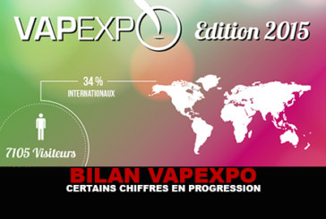 VAPEXPO REPORT: Some figures are progressing!