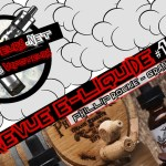 E-Liquid Review #177 - PHILLIP ROCKE - LARGE RESERVE (USA)