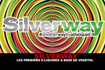 SILVERWAY:第一款基于Vegetol®的电子液体
