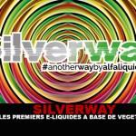 SILVERWAY: De eerste e-liquids op basis van Vegetol®