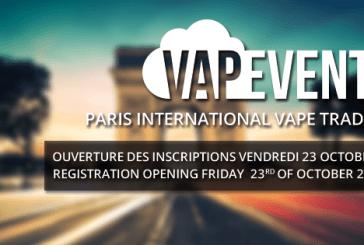 VAPEVENT - מרכז האירועים של פריס