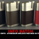 INFO BATCH : Box Emys (Mod In France)