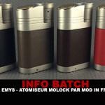 INFORMAZIONI SULLE LOTTE: Emys Box (Mod In France)