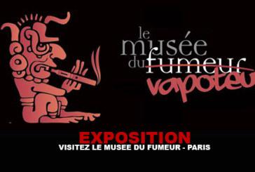 תערוכות: בקר במוזיאון המעשנים! (פריז)