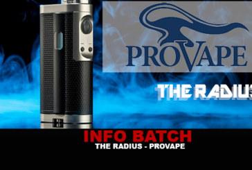"""מידע על אצווה: תיבה """"הרדיוס"""" (פרובאפה)"""