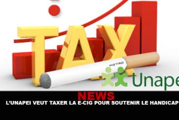 NEWS : l'Unapei veut taxer la e-cigarette pour soutenir le handicap !