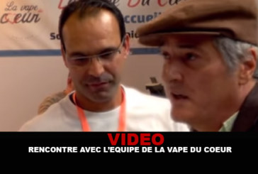 "VIDEO: Meeting with the team of the ""vape of the heart""."