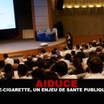 AIDUCE: ¿El cigarrillo electrónico, un problema de salud pública?