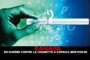 קנדה: במלחמה עם סיגריה קפסולת מנטול!