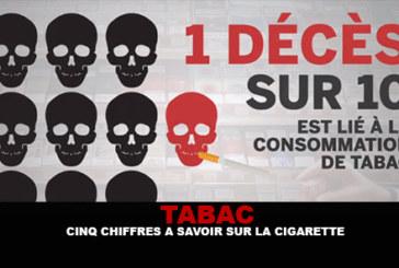 TABAC : 5 chiffres à savoir sur la cigarette !
