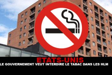 США: Правительство хочет запретить курить в государственном жилье!