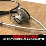 """DOCTORES: """"Podemos aconsejar el cigarrillo electrónico"""""""