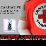 LOTERIE CARITATIVE : Solidarité avec les victimes des attentats !