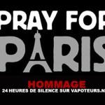 HOMMAGE : 24 heures de silence sur Vapoteurs.net