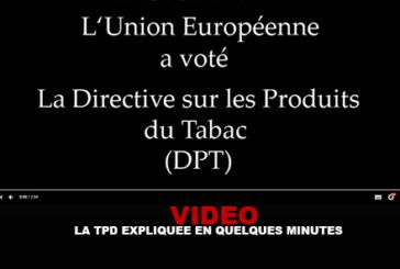 VIDEO : La TPD expliquée en quelques minutes.