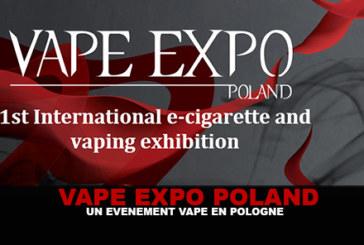 VAPE EXPO POLAND : Un événement vape en Pologne !