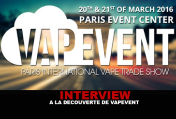 INTERVIEW: Discovering VapEvent!