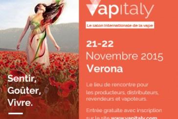 VAPITALY – VERONE (ITALIE)