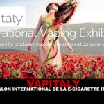 VAPITALY : Le salon international de la e-cig italien !