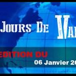 7 JOURS DE VAPE : Edition du 06 Janvier 2016