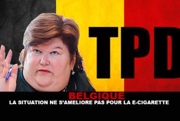 BELGIO: La situazione non migliora per le sigarette elettroniche.