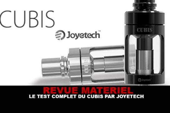 סקירה: המבחן המלא של Cubis (Joyetech)