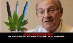 DAUTZENBERG: A speech that mixes e-cigarette and cannabis.
