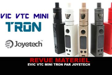 סקירה: המבחן המלא של ה- AVTC VTC מיני טרון (Joyetech)