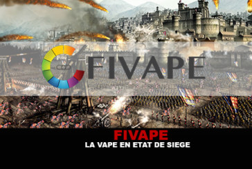 FIVAPE: The vape under siege!