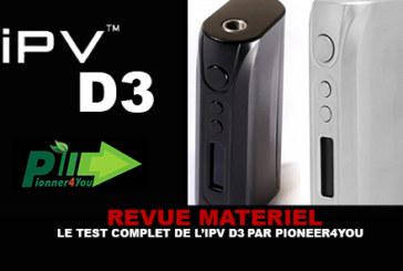 ΑΝΑΣΚΟΠΗΣΗ: Η πλήρης δοκιμή IPV D3 (Pioneer4you)