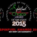SPINFUEL奖2015:谁是赢家?
